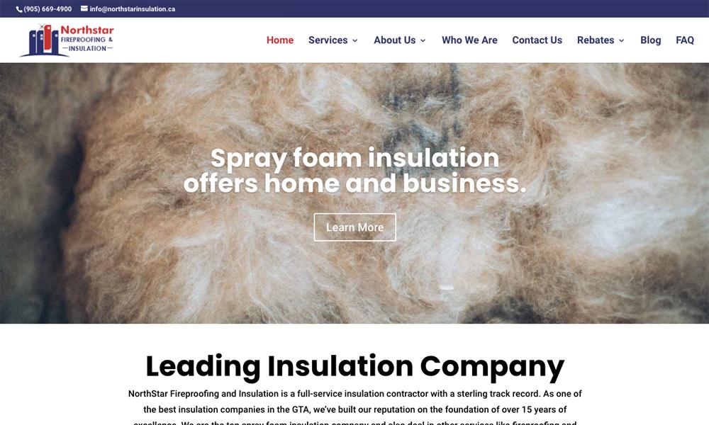 NorthStar Fireproofing & Insulation