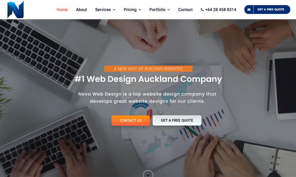 Nova Web Design