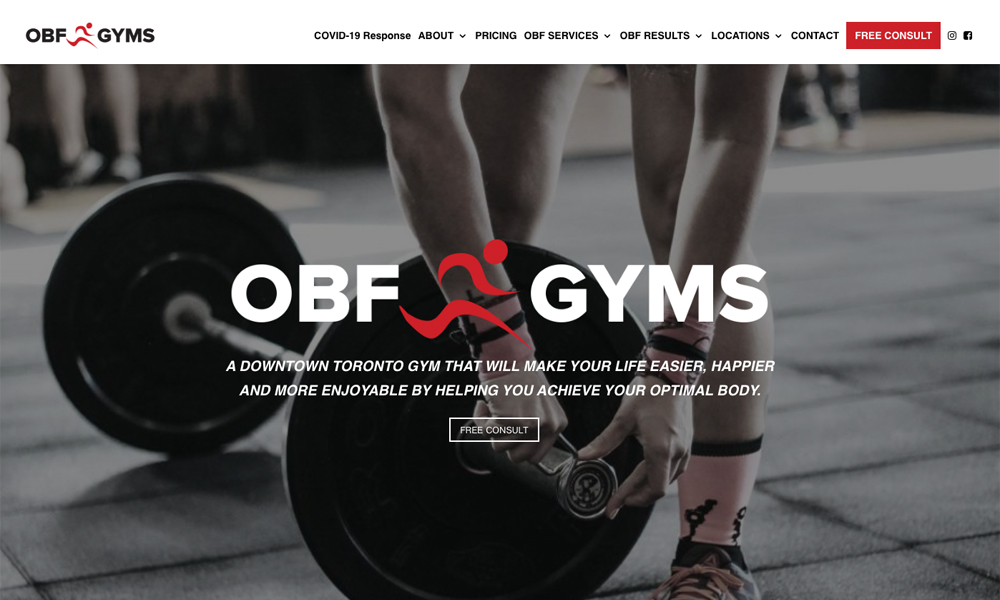 OBF GYMS