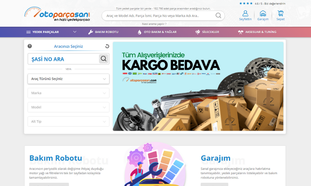 Otoparcasan.com