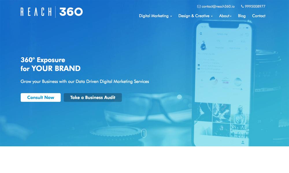 Reach360 Digital