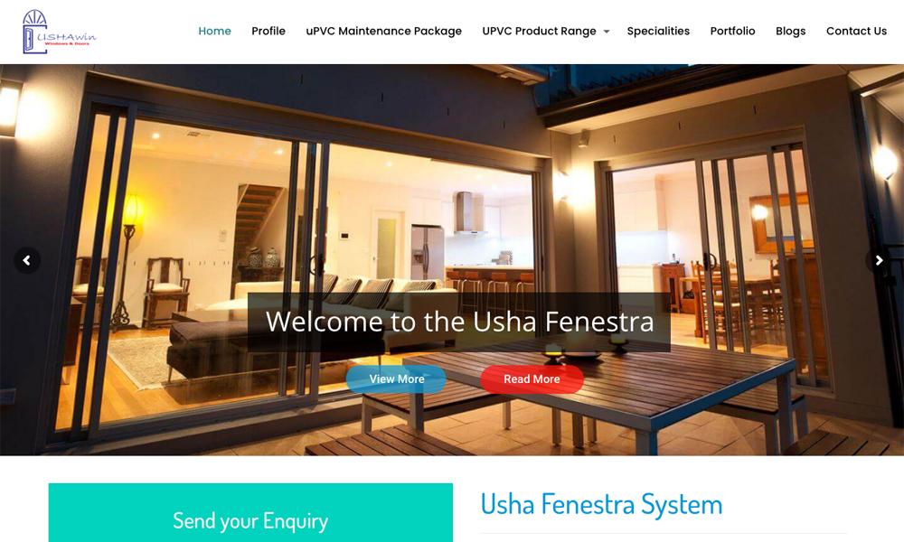Usha Fenestra System