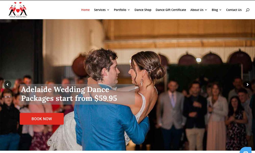 Adelaide Wedding Dance