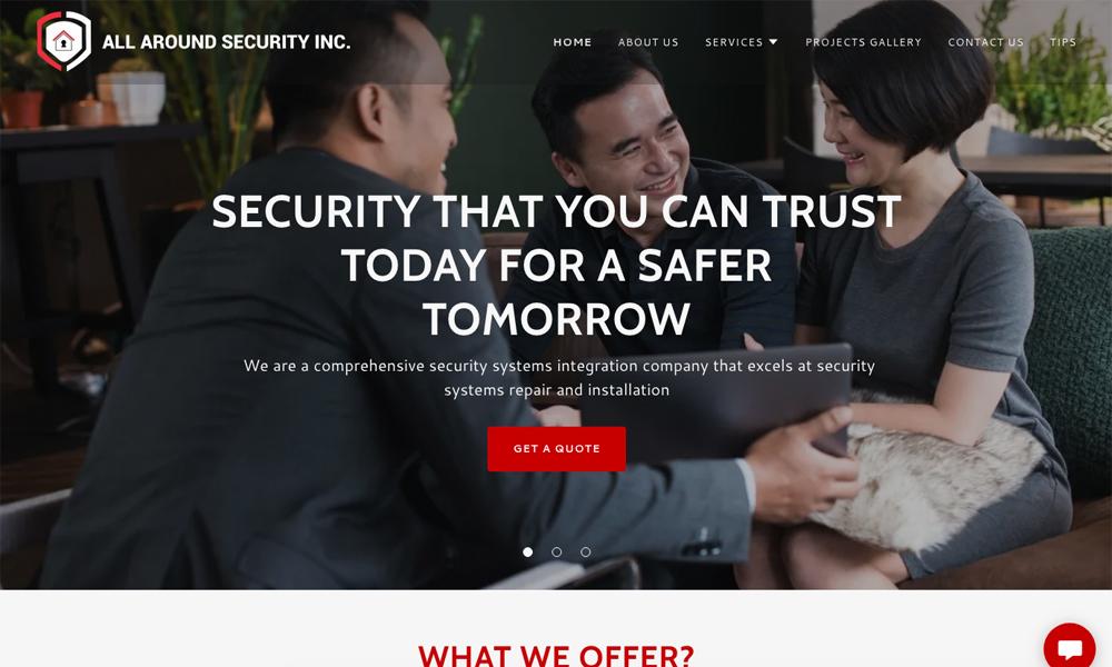 All Around Security Inc.