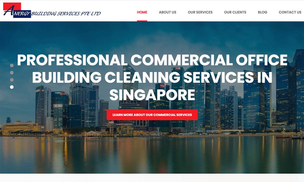 Anergy Building Services Pte Ltd