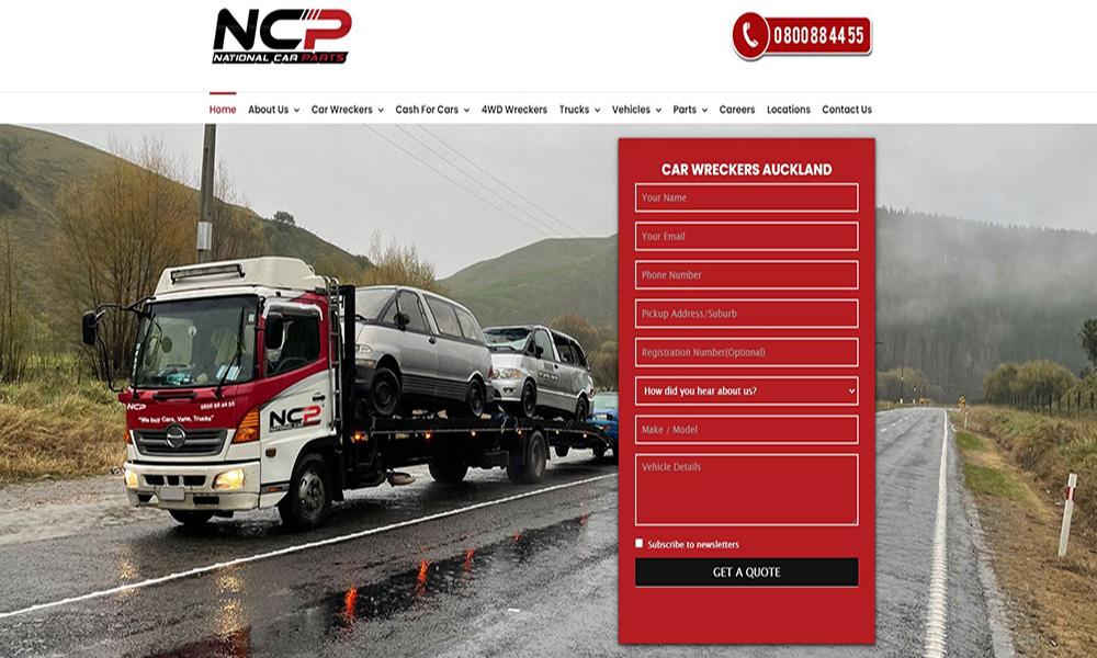 National Car Removal & Car Parts