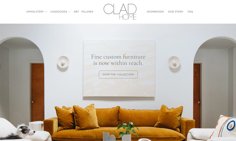 Clad Home