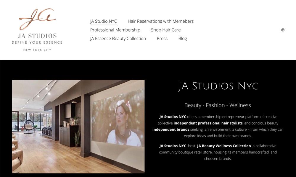 JA Studios NYC