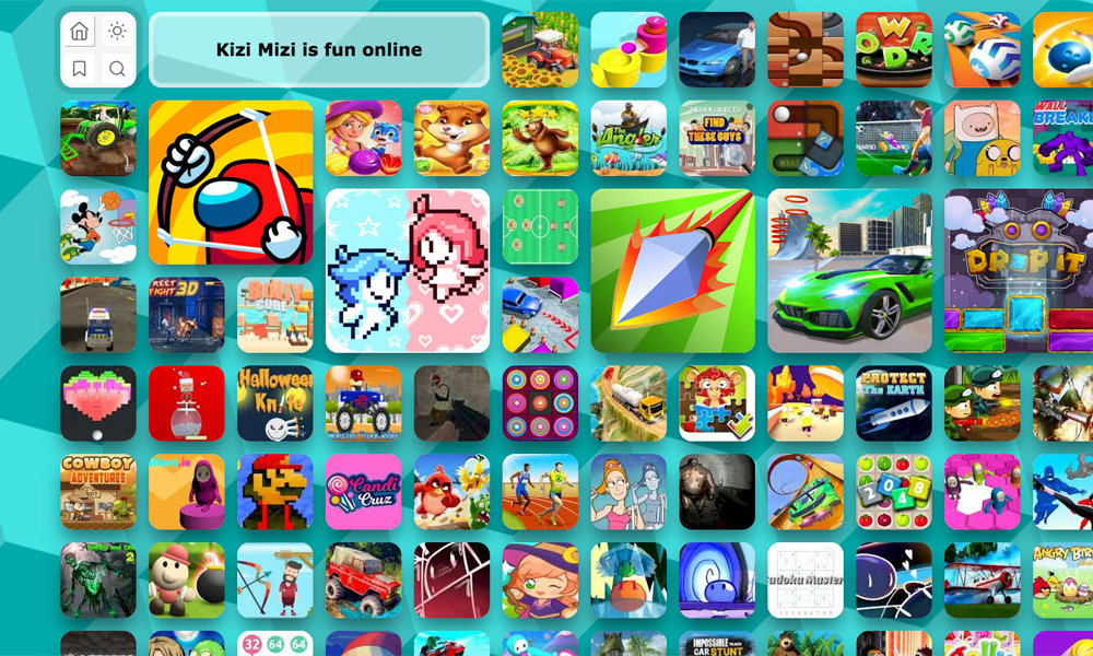 Kizi Mizi Free online Games