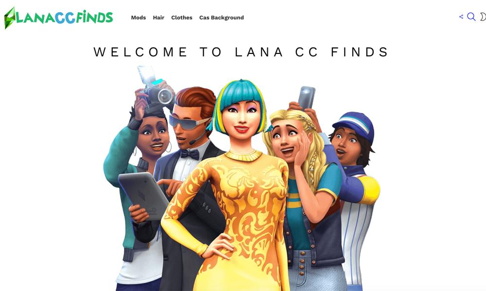 Lana CC Finds
