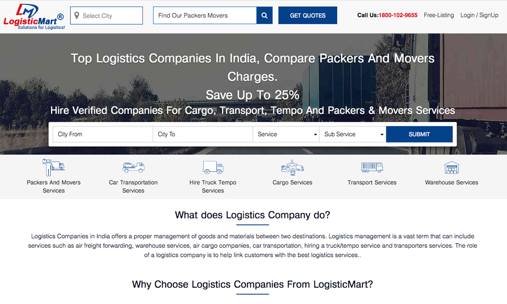 LogistcMart