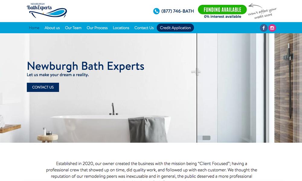 Newburgh Bath Experts