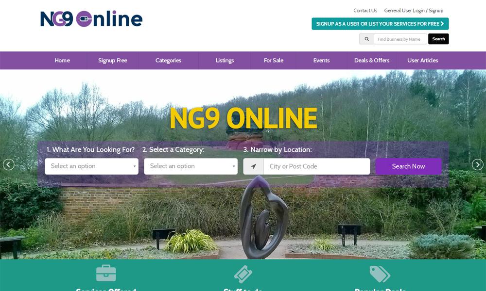 NG9 Online