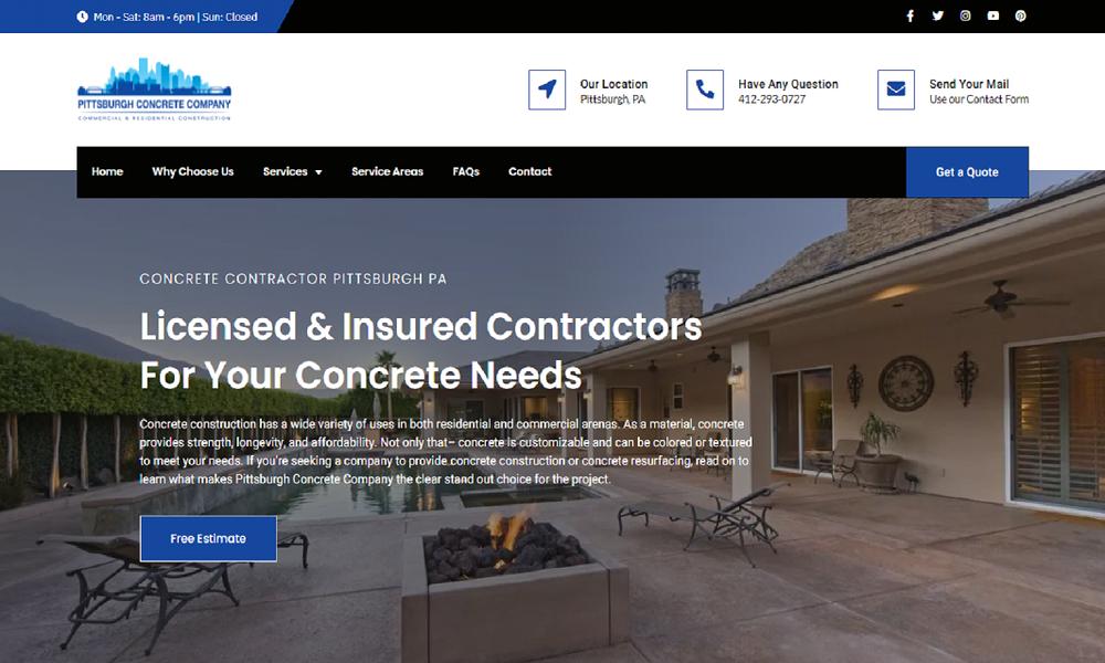 Pittsburgh Concrete Company