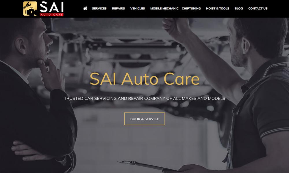 SAI Auto Care - Car Service Perth