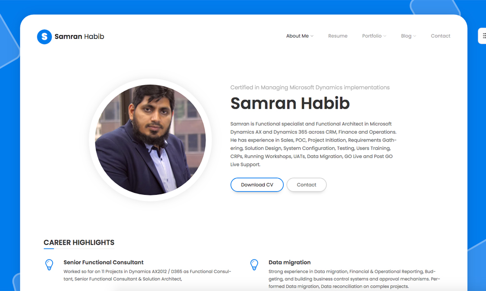 Samran Habib
