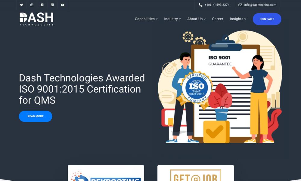 Dash Technology Inc