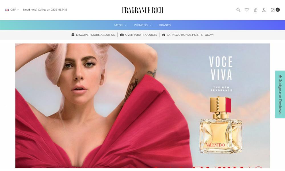 Fragrance Rich