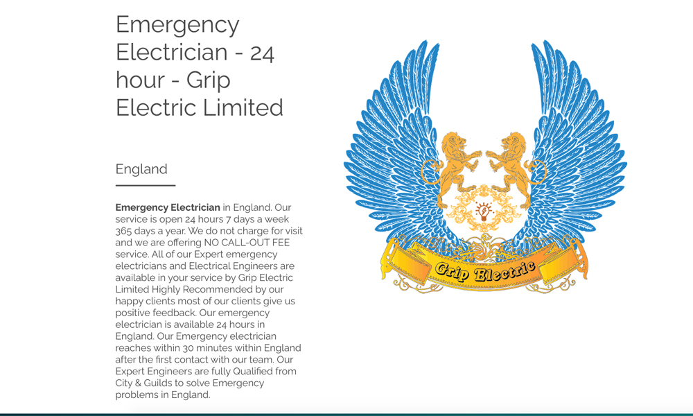 Grip Electric Limited
