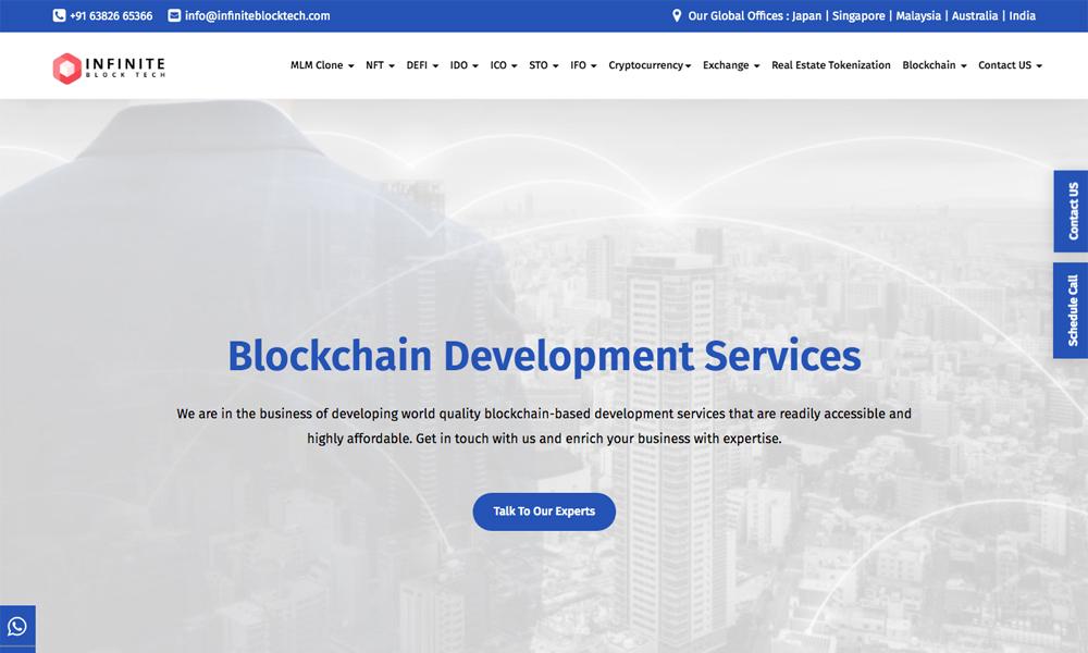 Infinite Block Tech