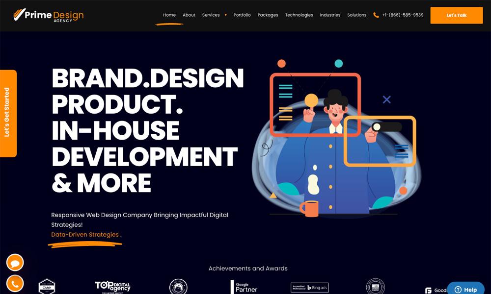 Prime Design Agency
