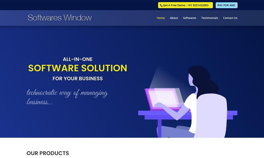Softwares Window
