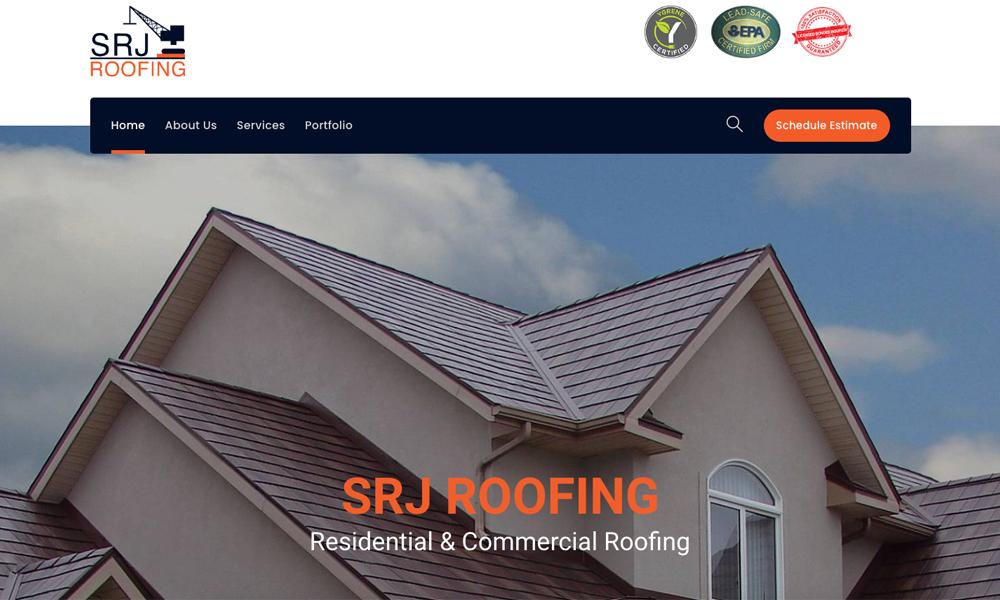 SRJ Roofing