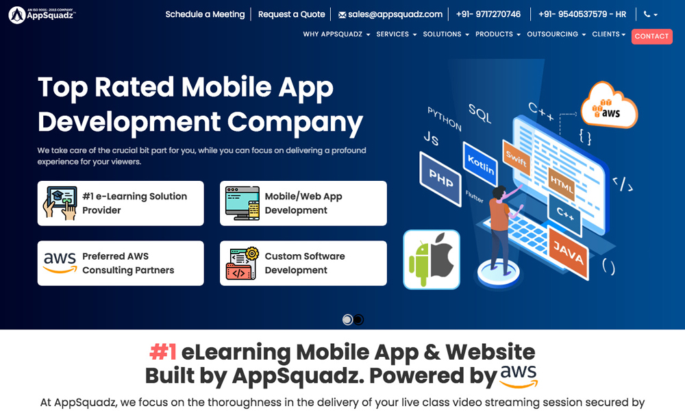 AppSquadz Software