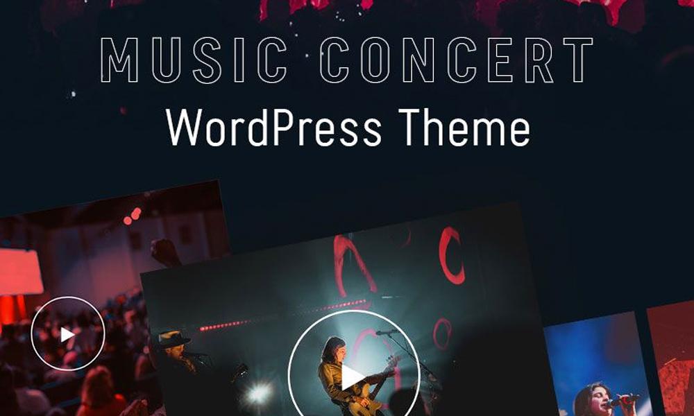 Ereignis | Music Concert WordPress Theme