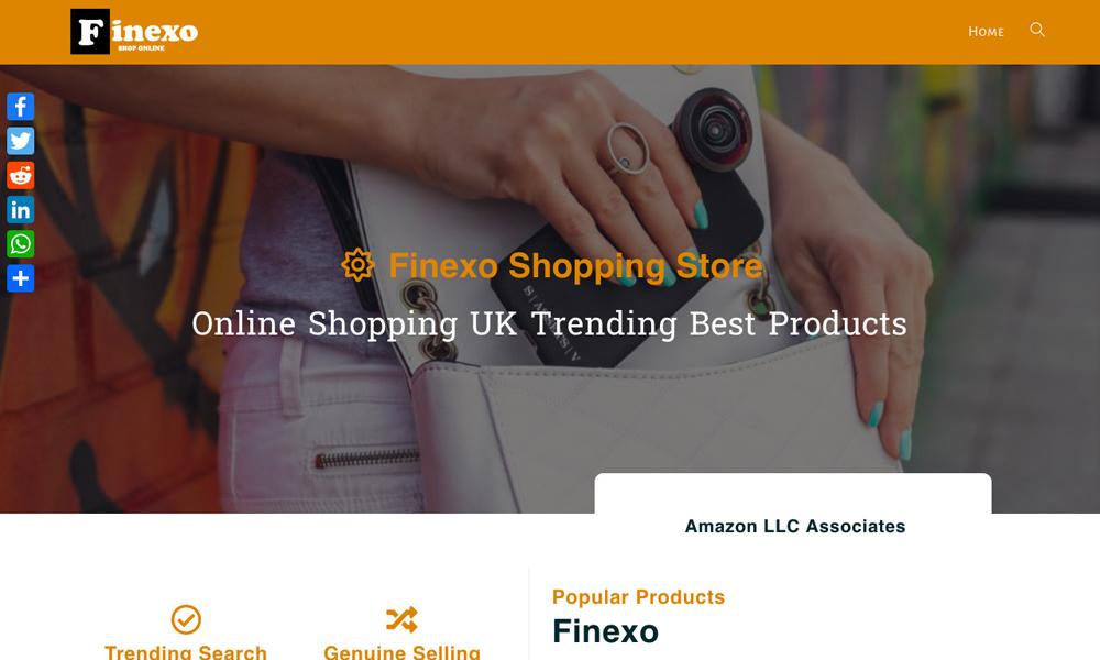 Finexo Enterprise UK