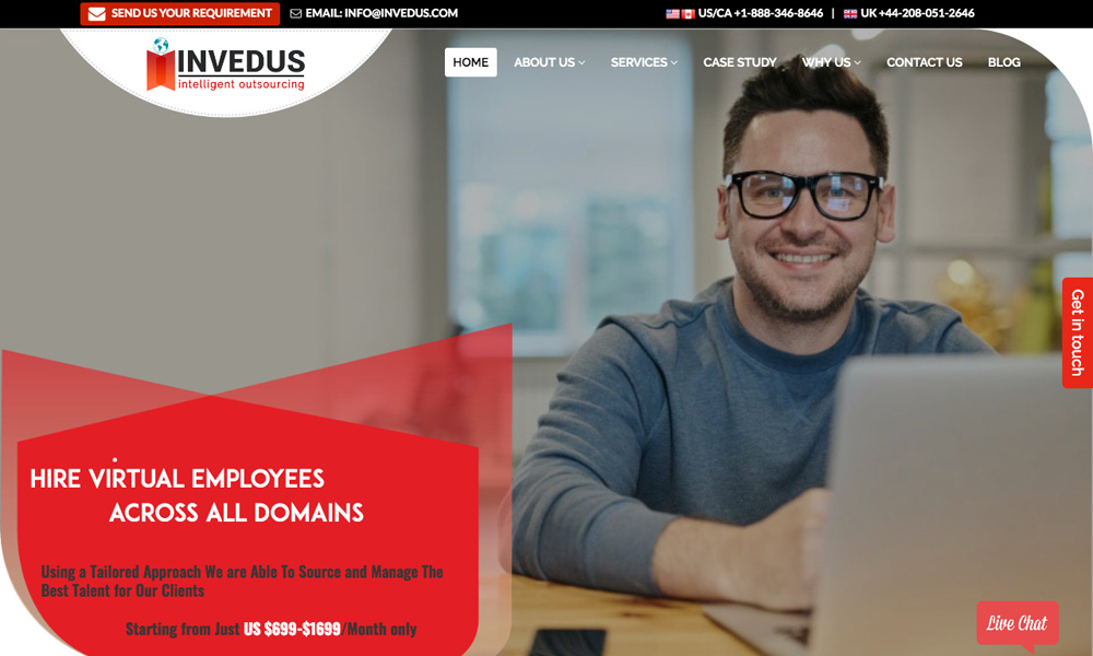 Invedus - Intelligent Outsourcing