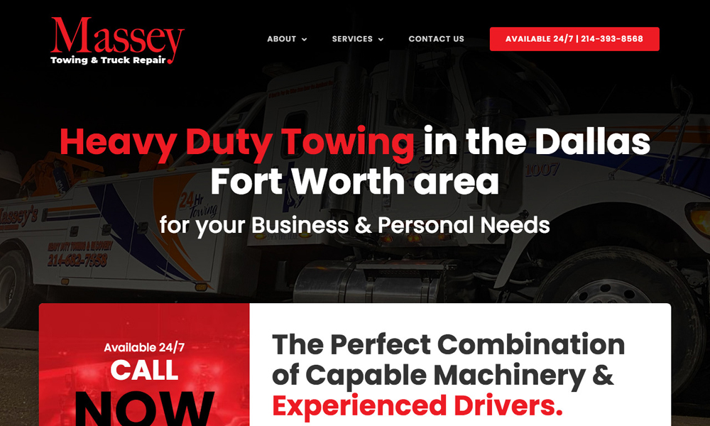 Massey Towing and Truck Servic