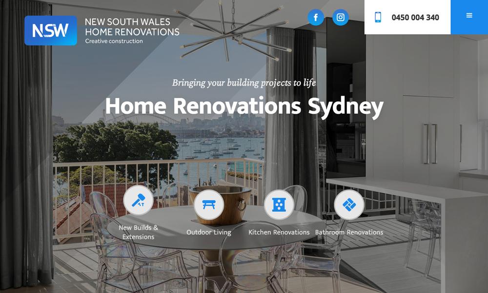 NSW Home Renovations