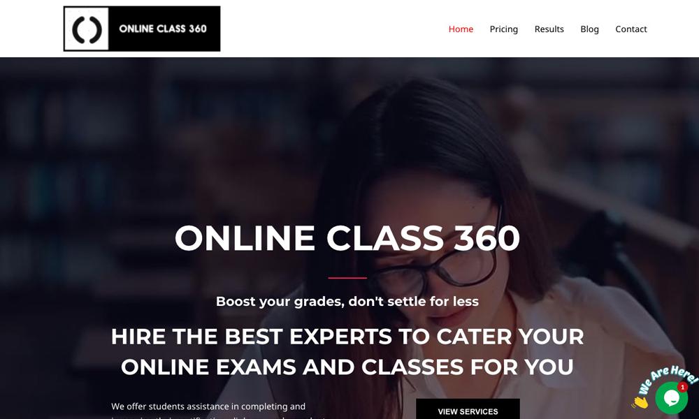 Online Class 360
