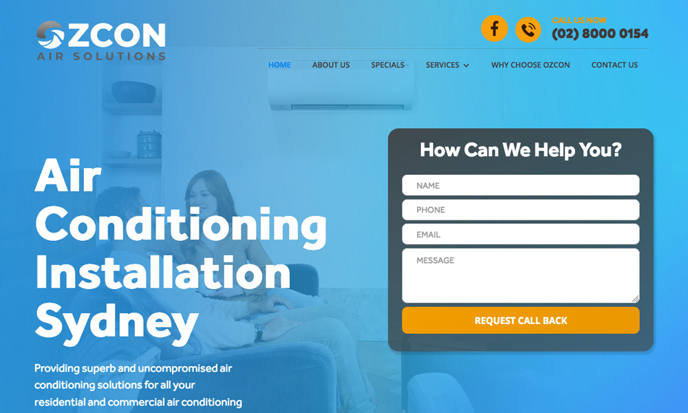Ozcon Air Solutions