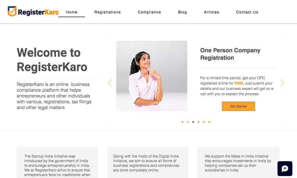 RegisterKaro