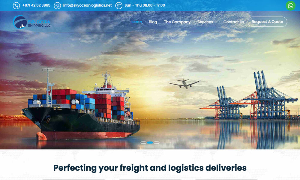 Sky Ocean Shipping
