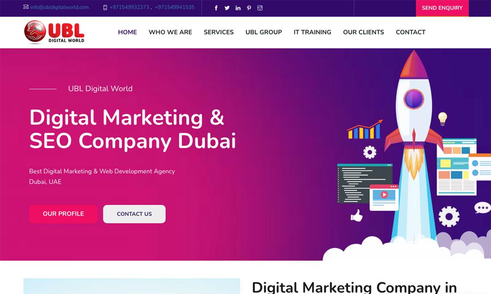 UBL Digital World