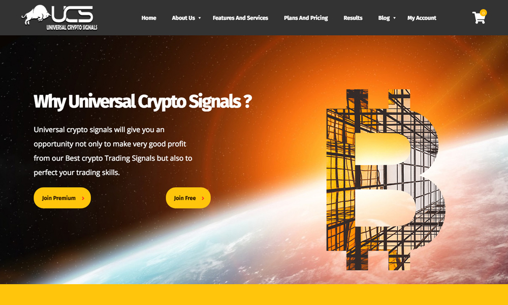 Universal Cryptocurrency Signals