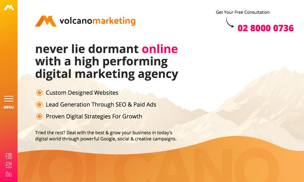 Volcano Marketing