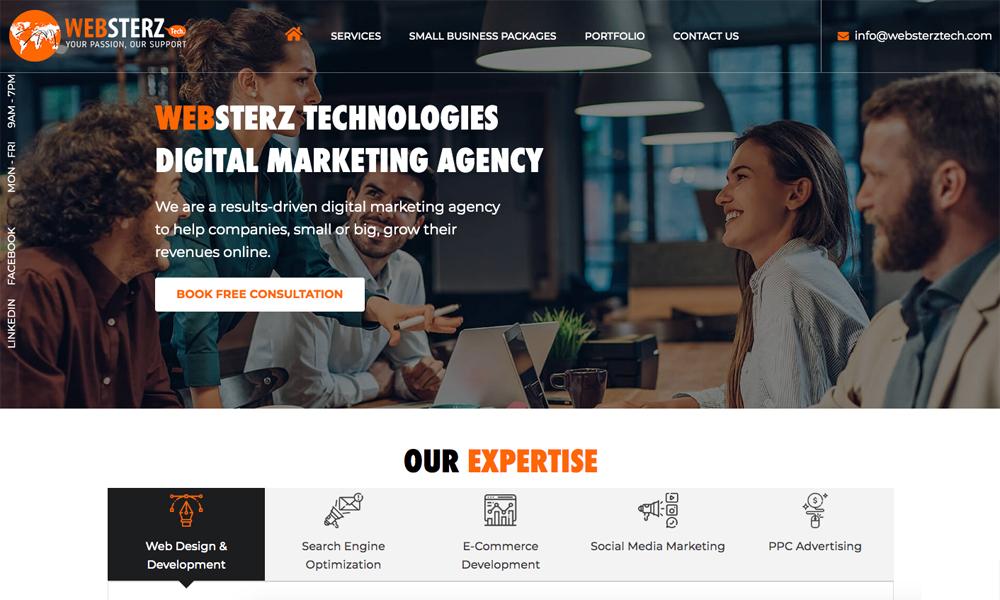 Websterz Technologies