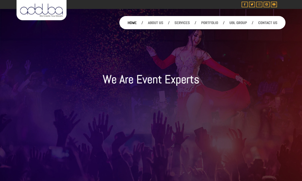 Adduba Events
