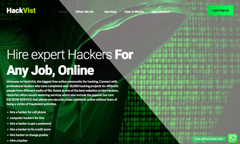 HackVist