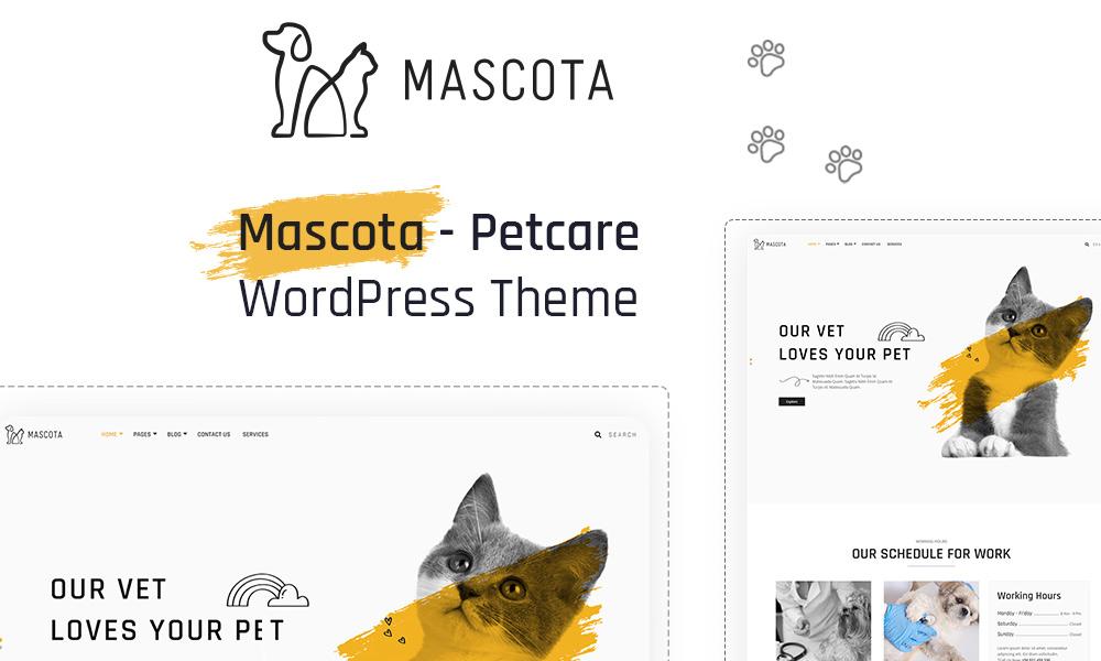 Mascota | Free WordPress Theme for Petcare