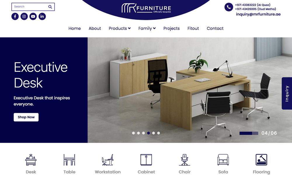 Mr furniture
