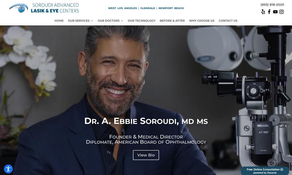 Soroudi Advanced LASIK & Eye Centers