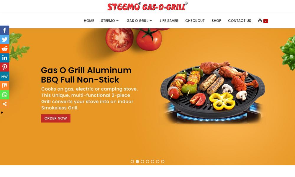 Steemo Kitchen Appliances