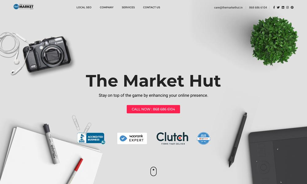 The Market Hut India