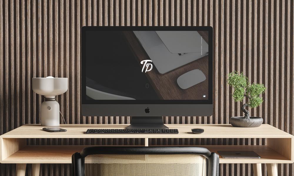 UI/UX Designer Portfolio - Theo Paczek