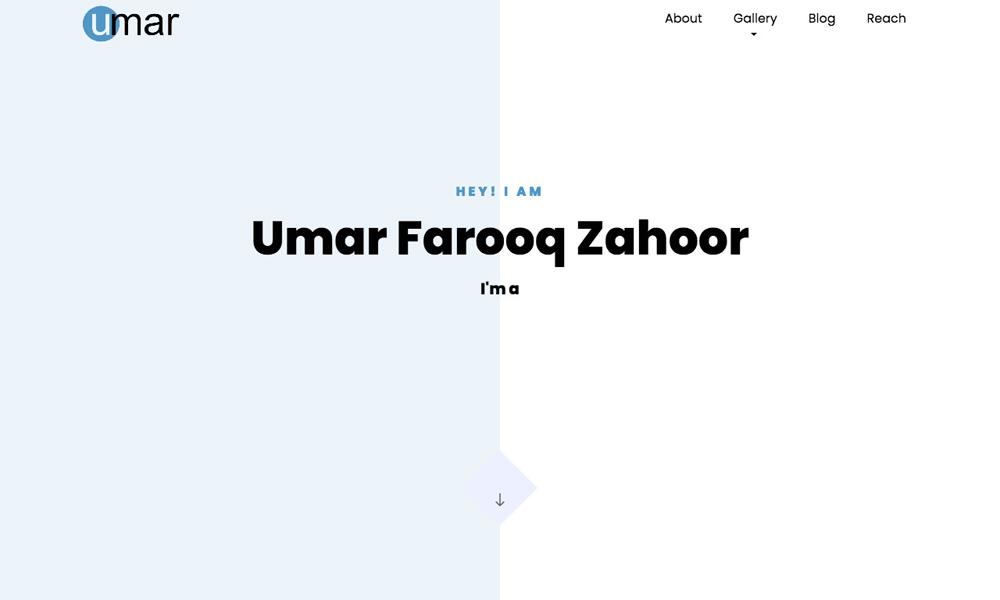 umar farooq zahoor
